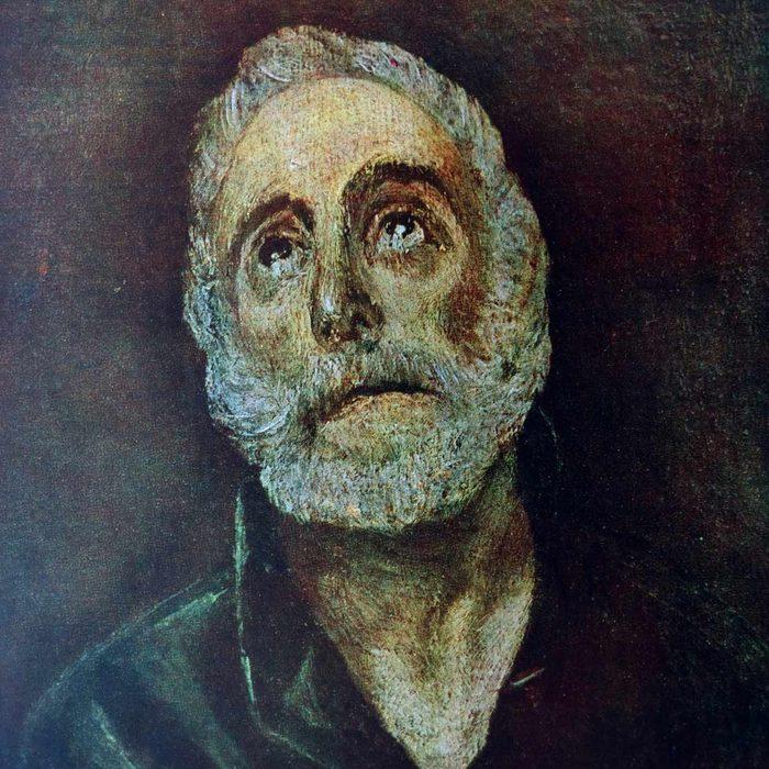 El Greco painting