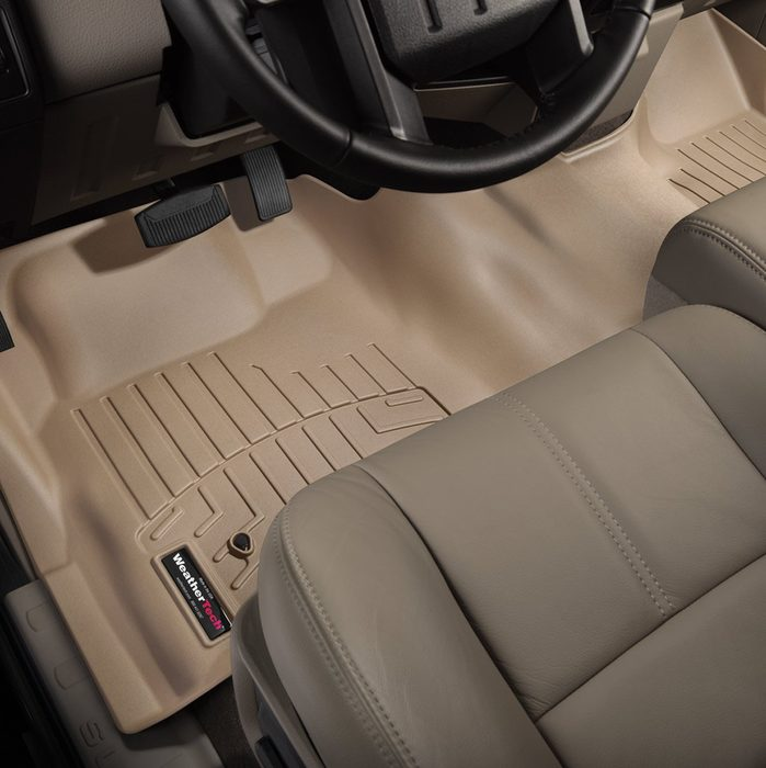 Brand-new car floormat