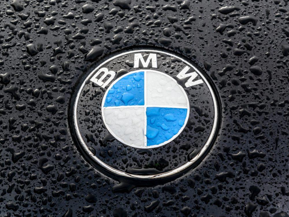 BMW insignia