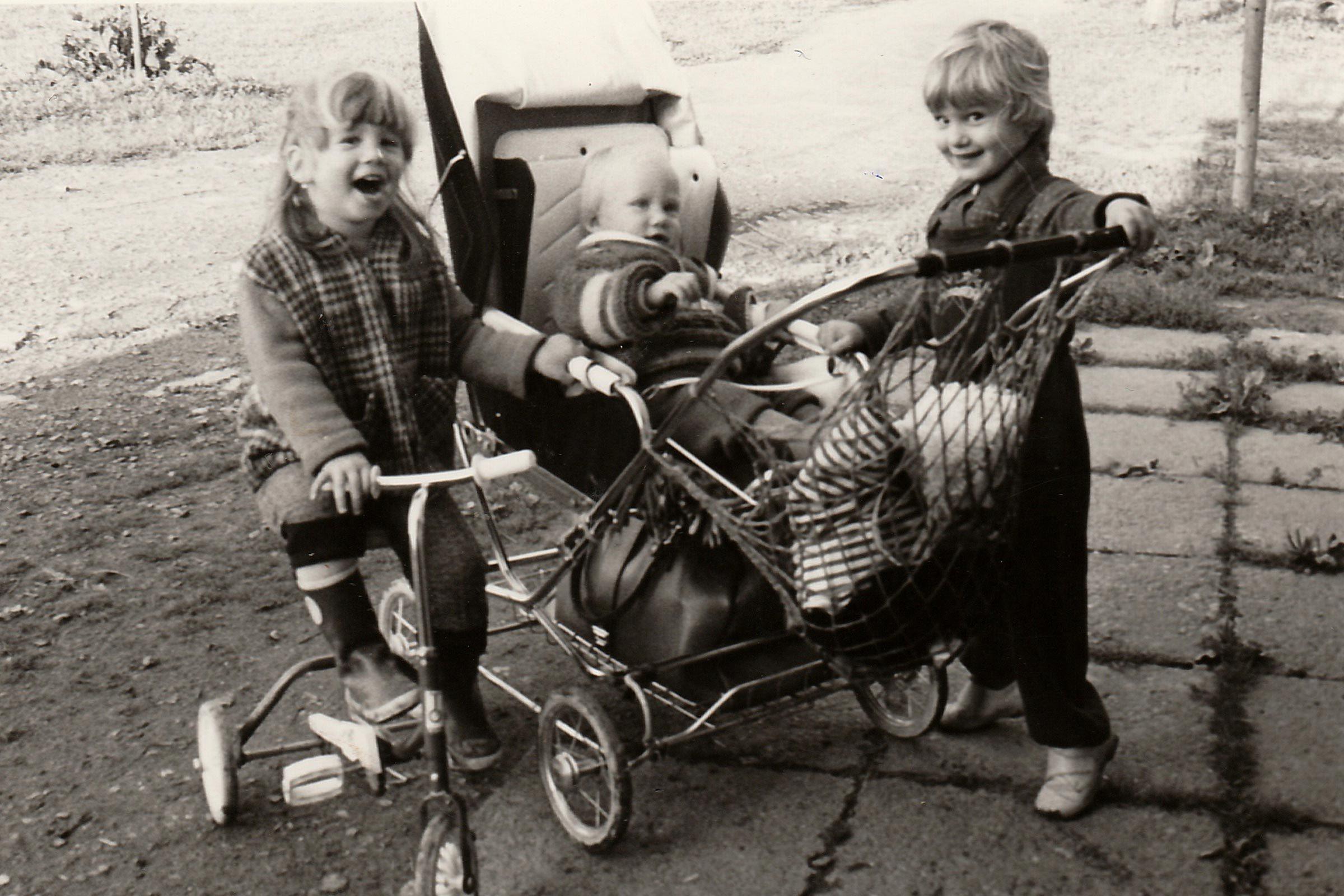1980s baby
