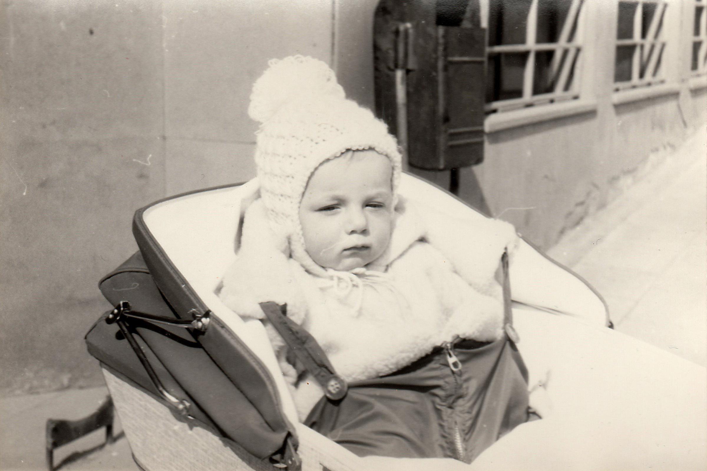 baby 1970s
