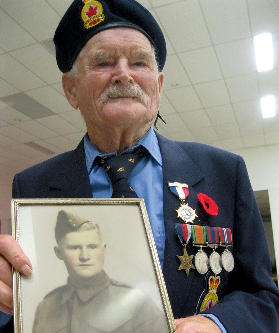 Canada's war veterans - Leonard Avery Pocock
