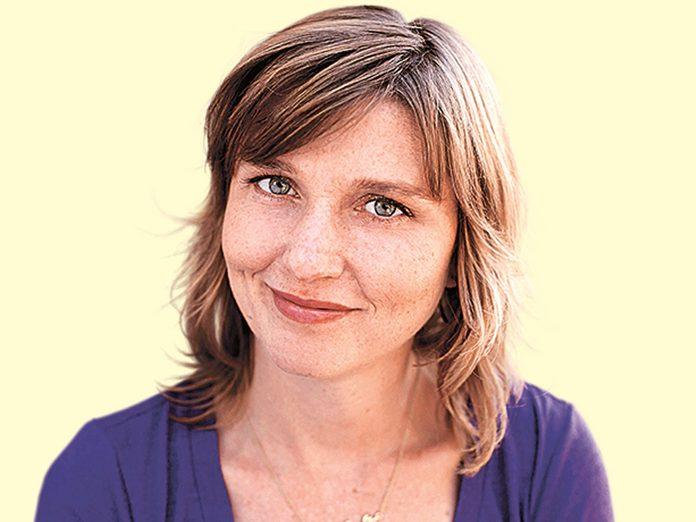 Canadian comedian Becca Kohler