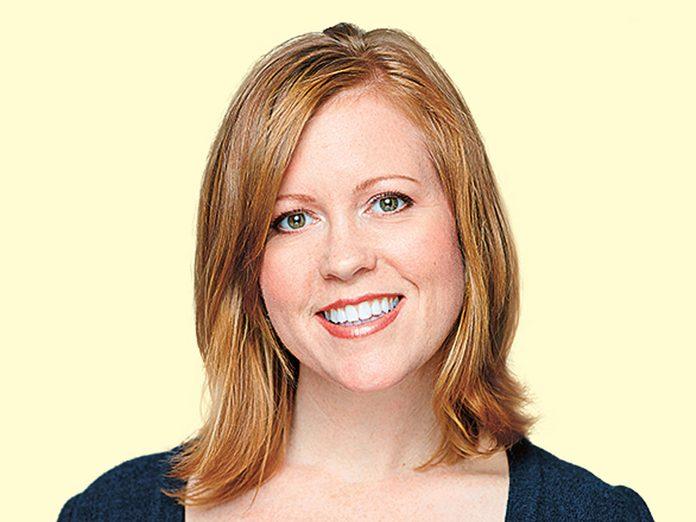 Canadian comedian Jen Grant