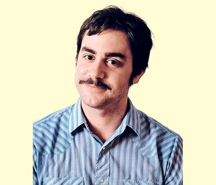 Canadian comedian Steve Patrick Adams