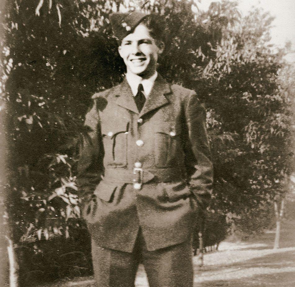 Canadian war veterans - Clarke E. Sheppard