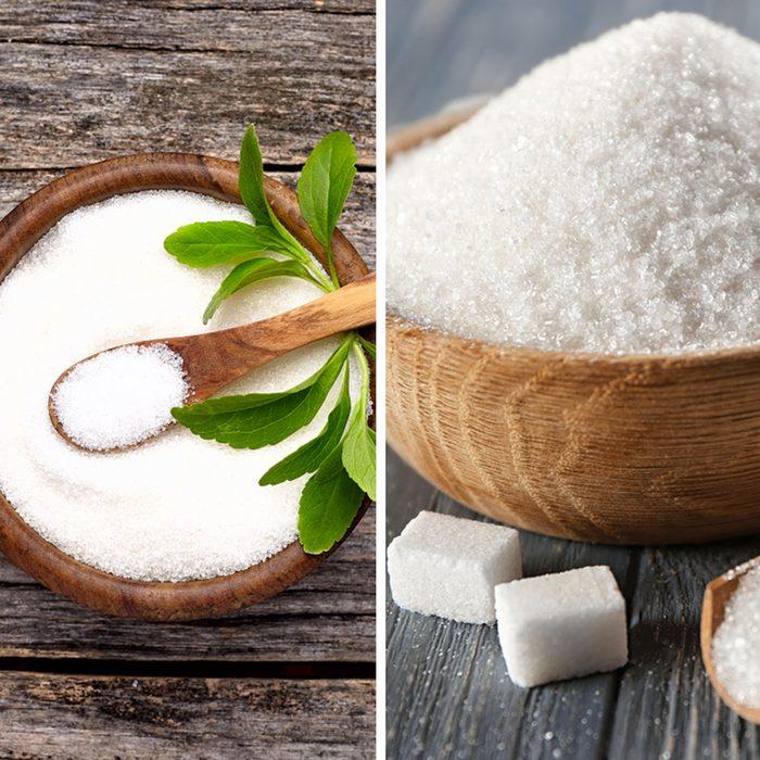 Stevia for Sugar