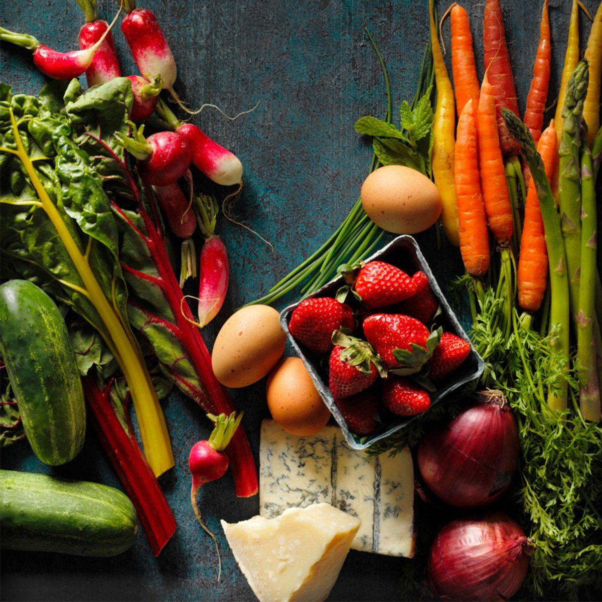 Farm to Table Cover via Taste of Home
