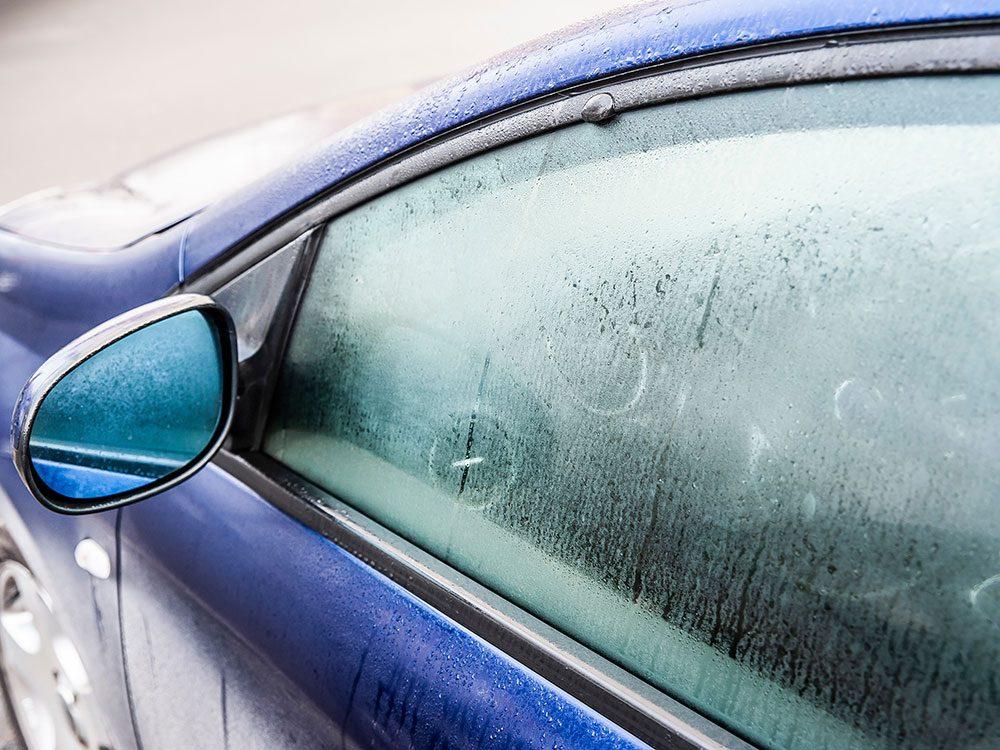 Driving tips - foggy windows