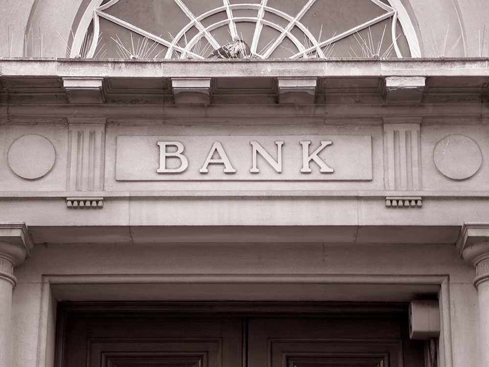 Dumbest criminals - bank robber