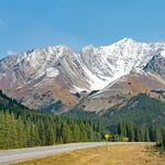 Driving the Highwood Pass—The Highest Paved Road in Canada