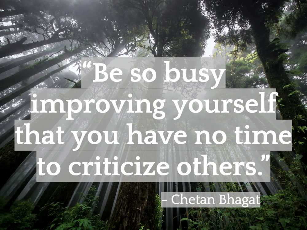 Inspiring Indian quotes - Chetan Bhagat