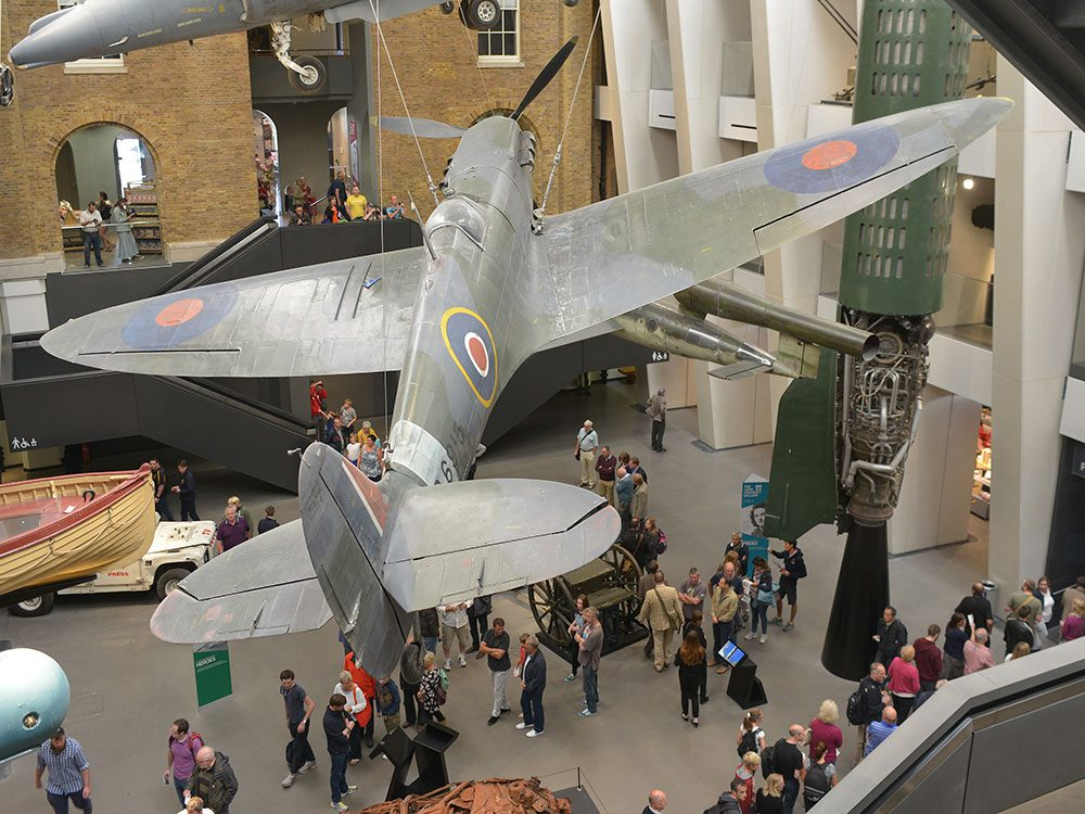 London attractions - Imperial War Museum