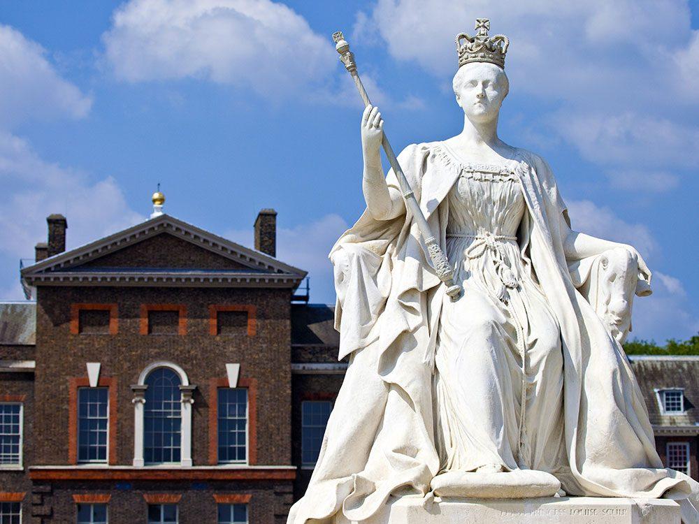 London attractions - Kensington Palace