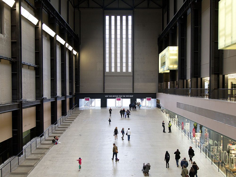 London attractions - Tate Modern