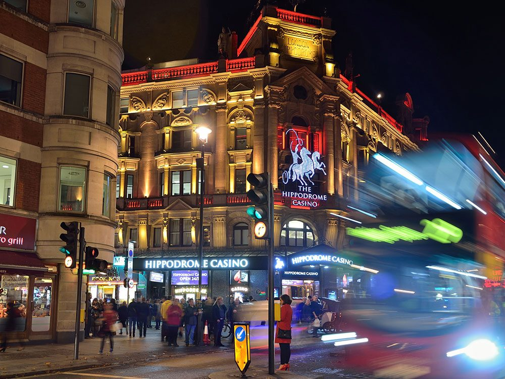London attractions - the West End
