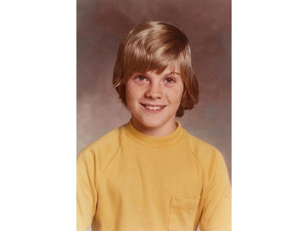 Boy in 1970