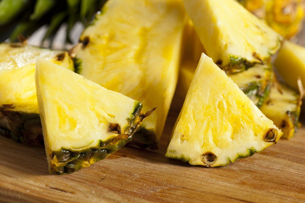 How to eat a pineapple