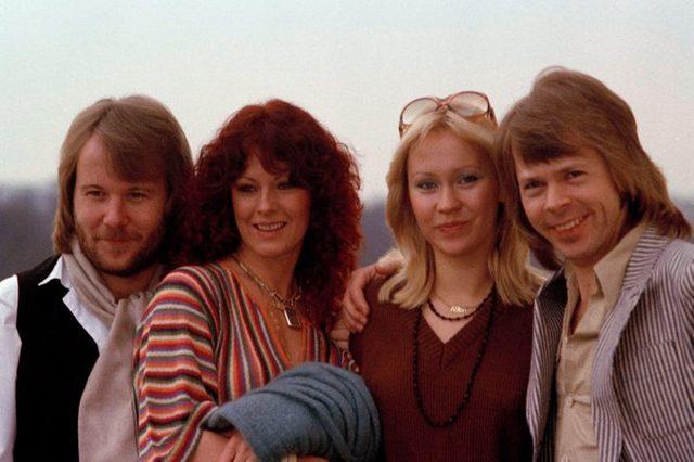 ABBA Movie Premiere