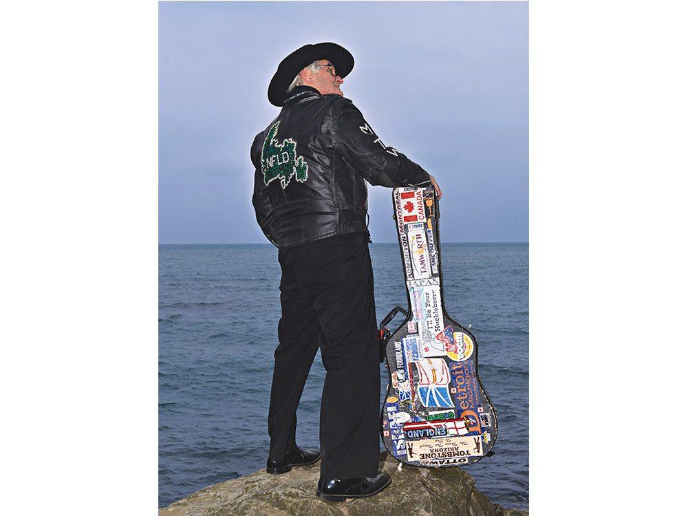 Michael T. Wall, the Singing Newfoundlander