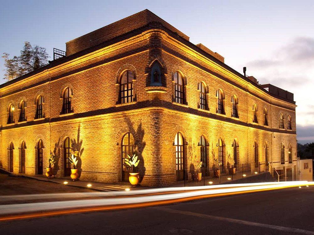 Guaycura Boutique Hotel in Todos Santos