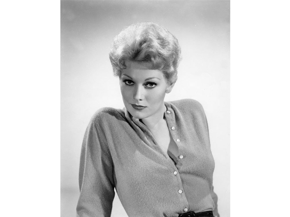 Kim Novak in the 1950s