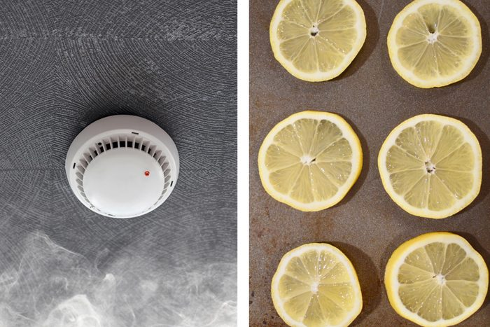 Get rid of odours - Kitchen smoke or cooking smells pantry