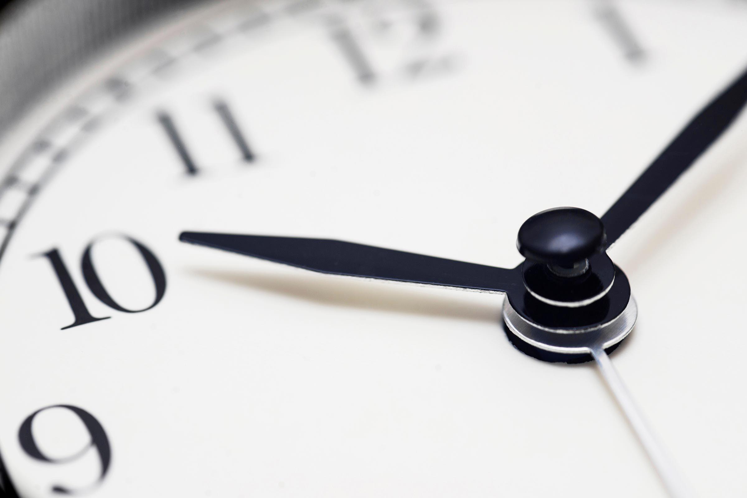 macro clock
