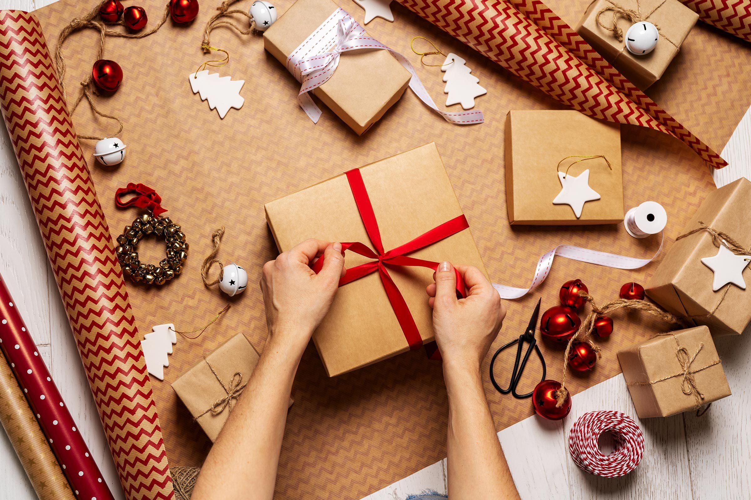 wrap gift