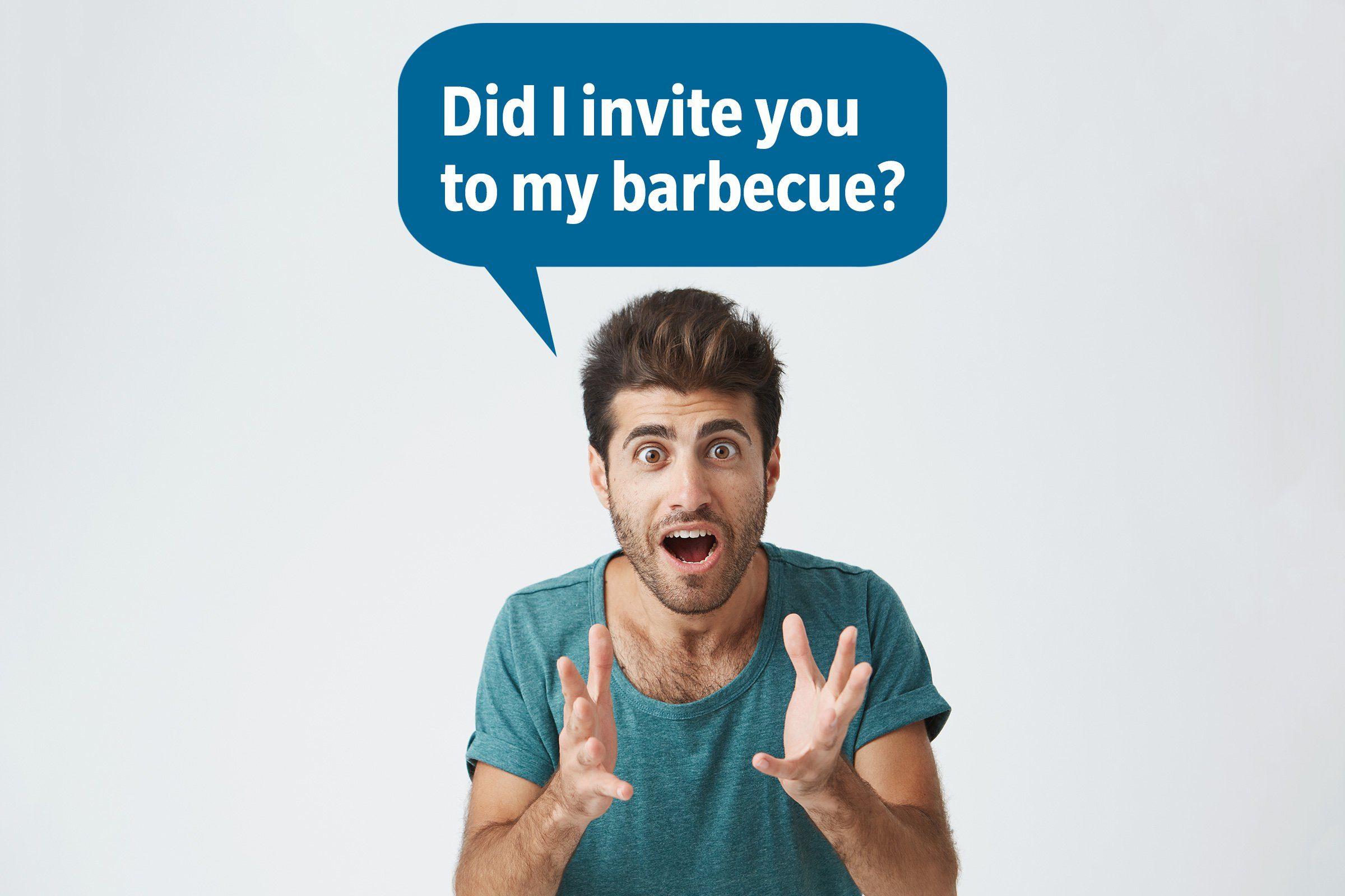 good comeback barbeque
