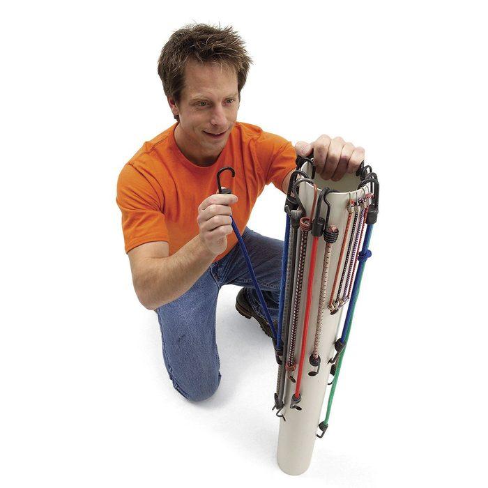 Cord organizer bungee cord