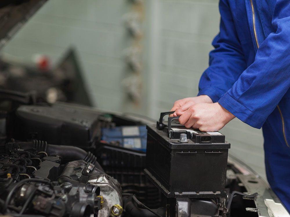 How long do car batteries last - mechanic