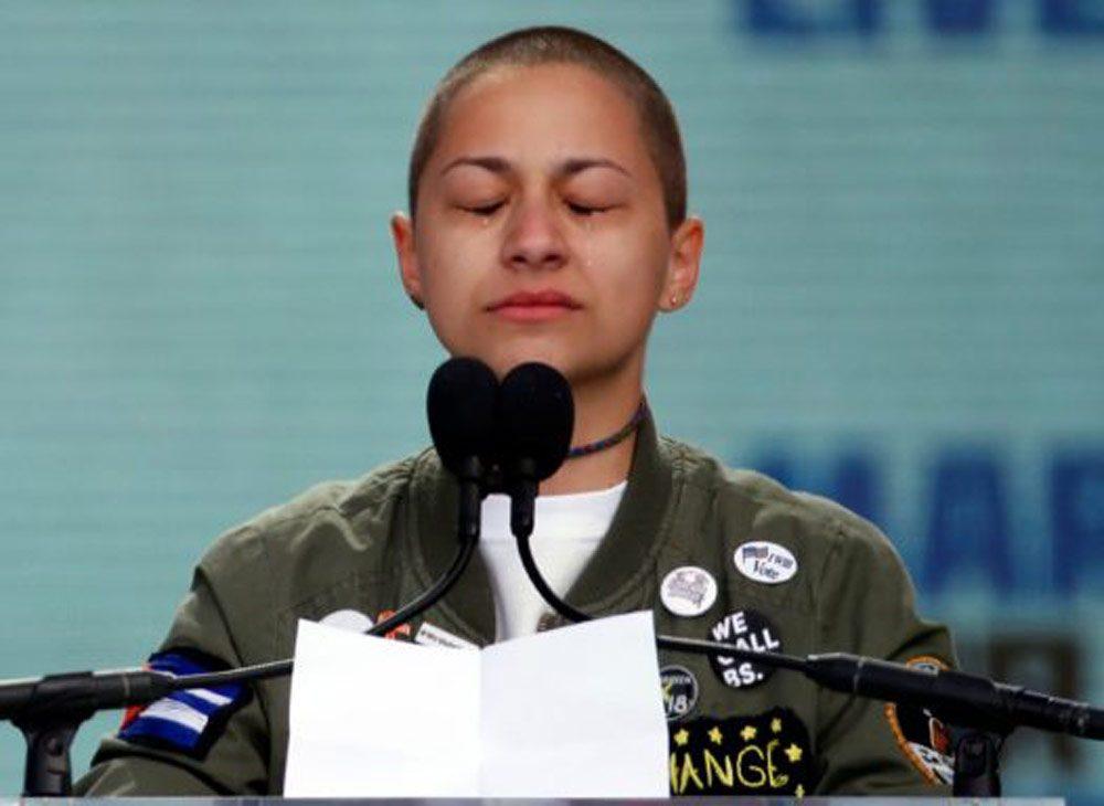 Parkland survivor Emma Gonzalez