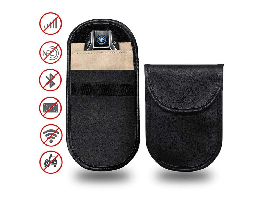 Keyfob bag
