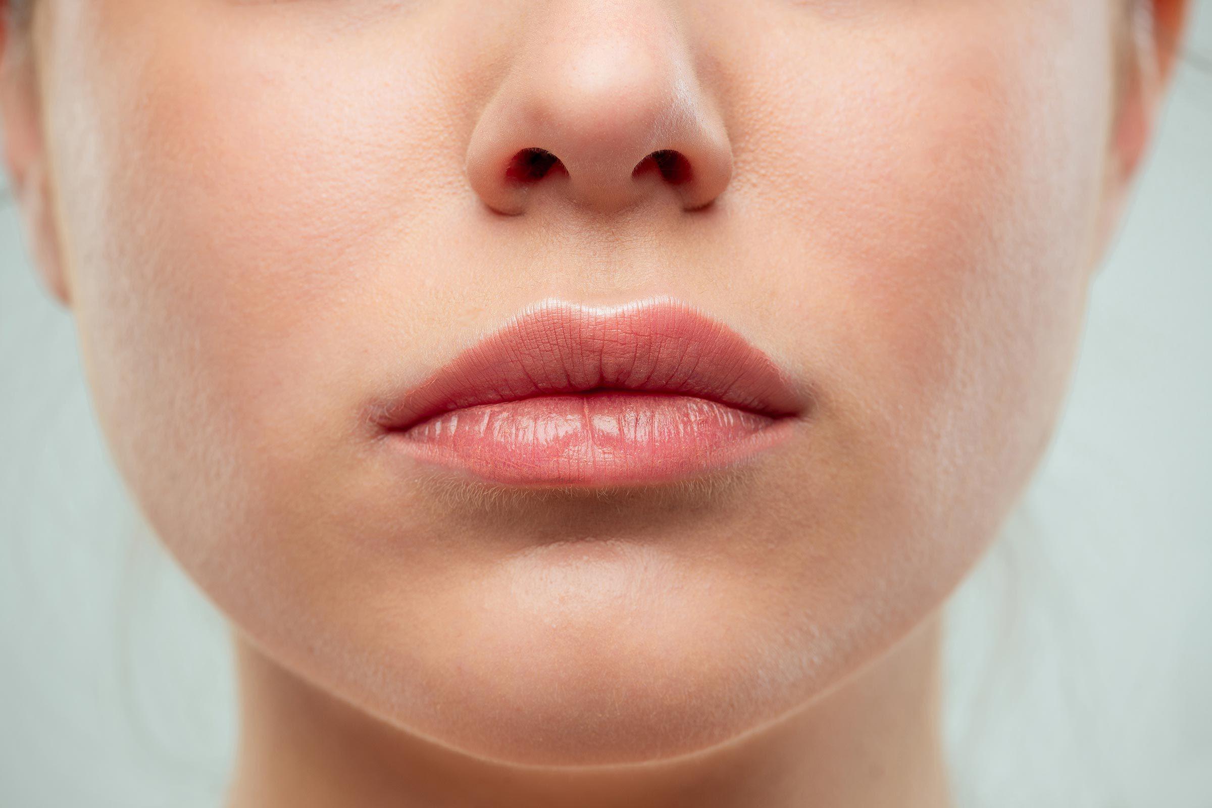 lips close up woman mouth