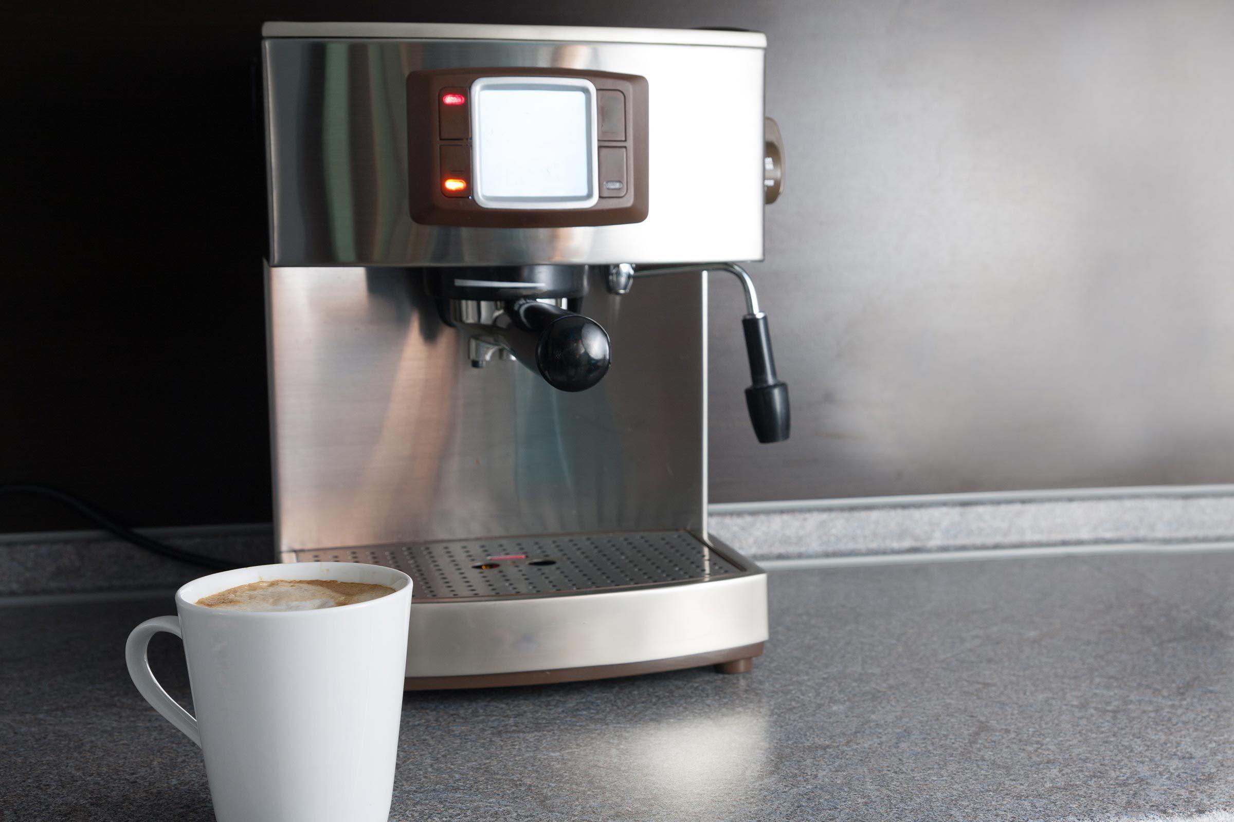 coffee machine mug maker