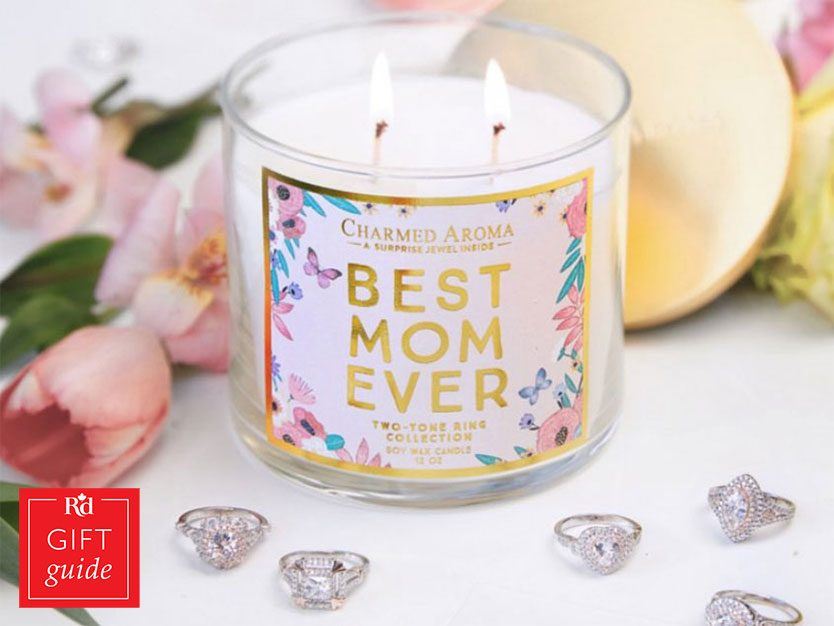 Mother's Day gifts - Best Mom Ever candle
