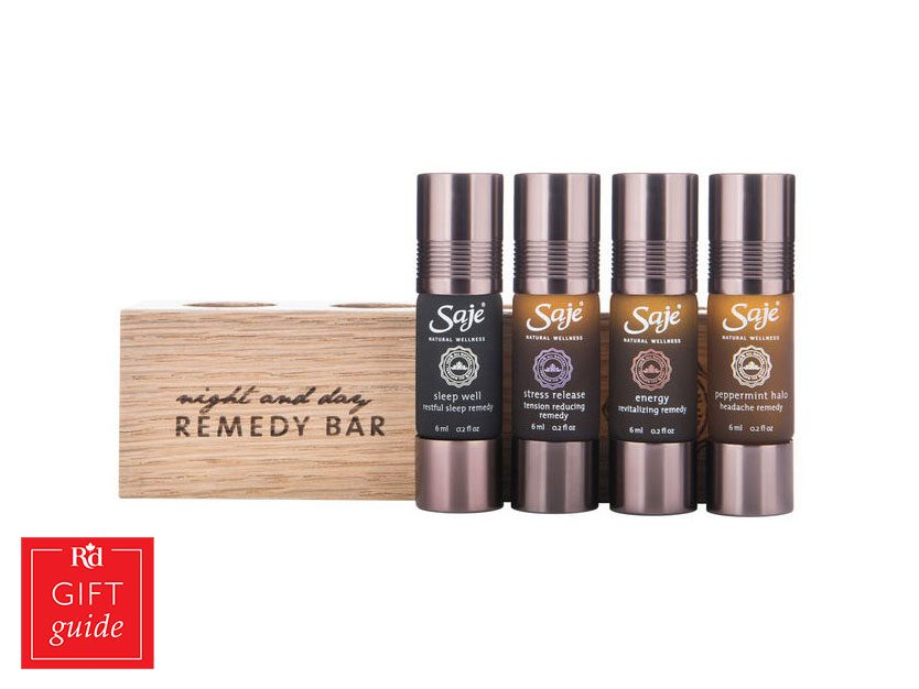 Mother's day gifts - Saje remedy bar