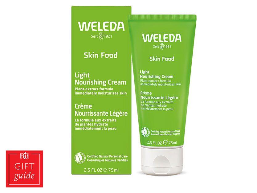 Mother's Day gifts - Weleda light nourishing Skin Food