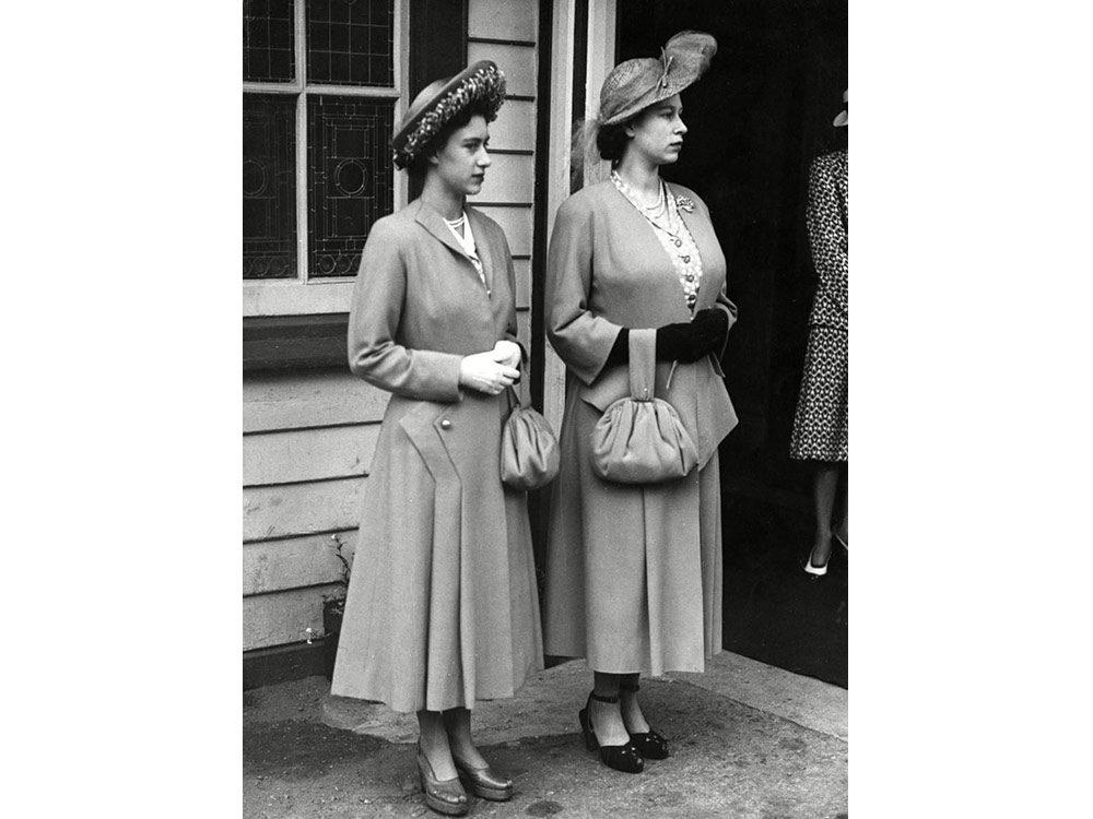 Queen Elizabeth in 1948