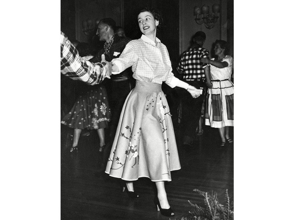 Queen Elizabeth in 1951