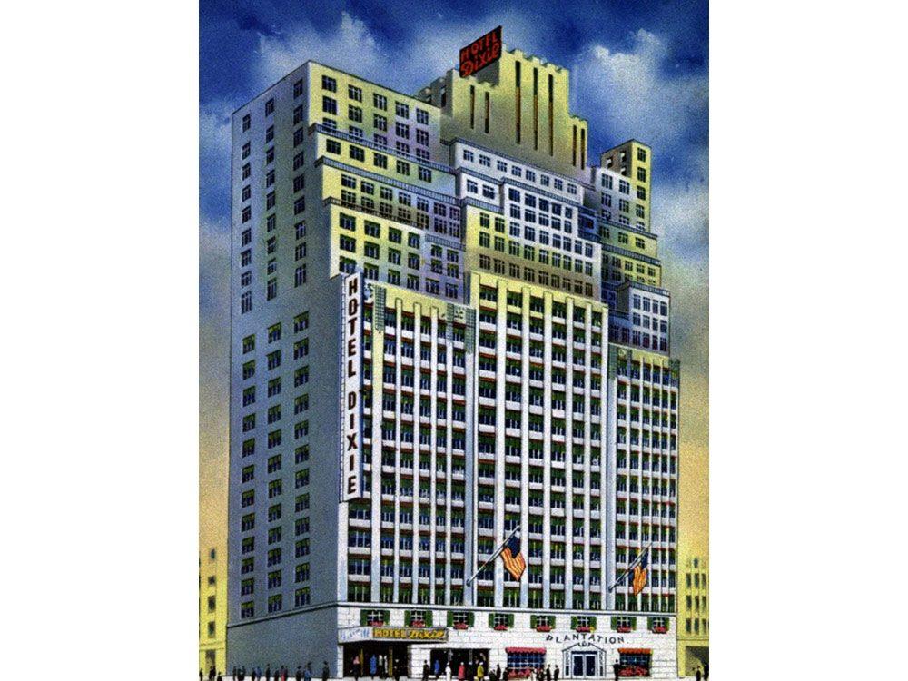 Illustration of Carter Hotel