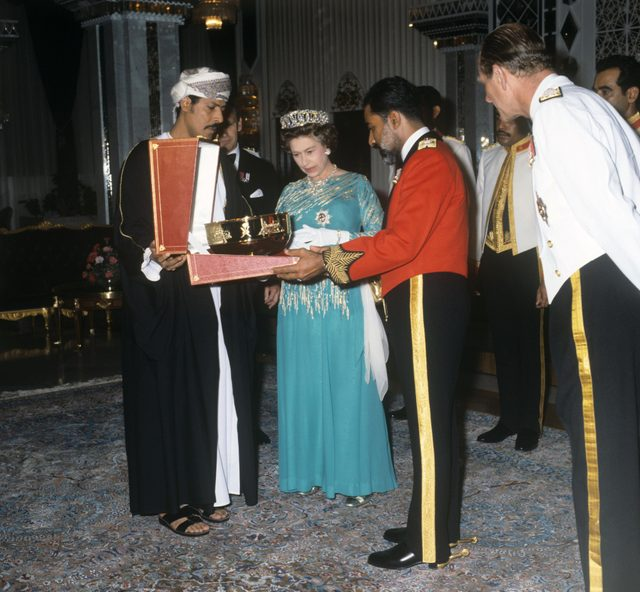 Queen Elizabeth II retrospective