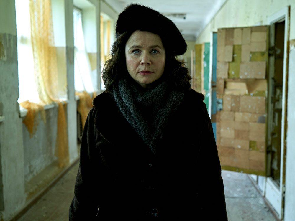 "Emily Watson in ""Chernobyl"""