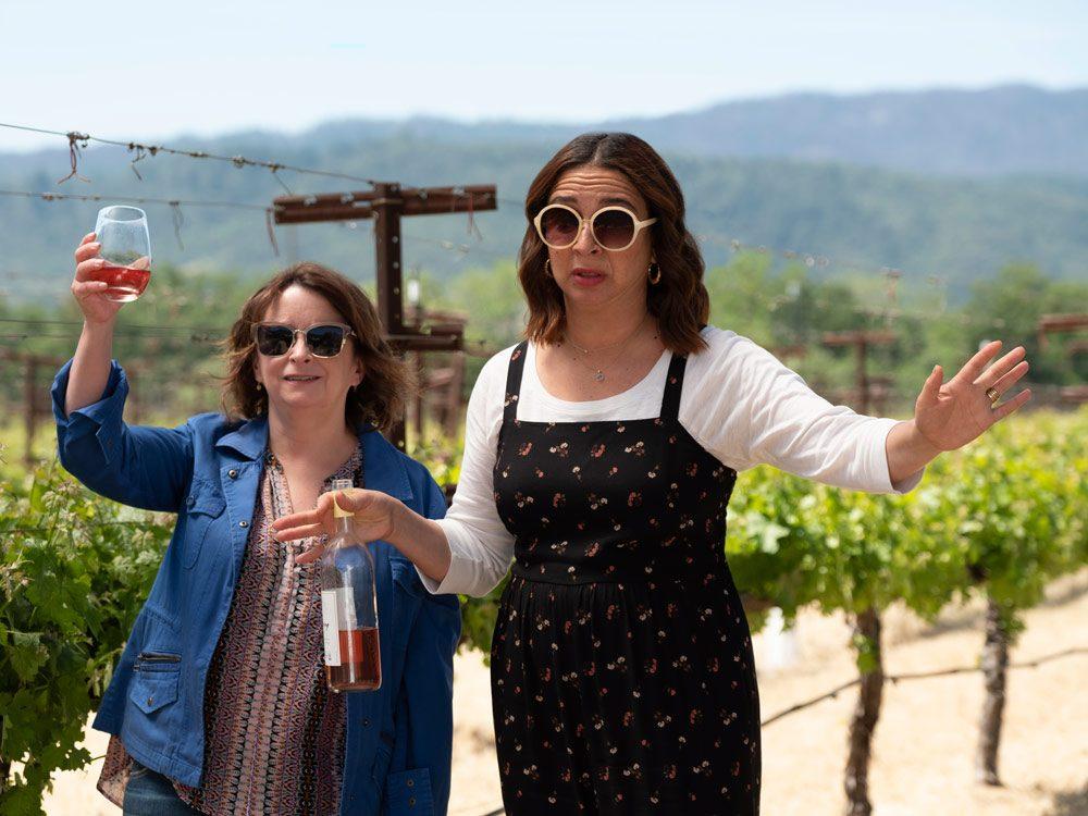 "Netflix Canada's ""Wine Country"""