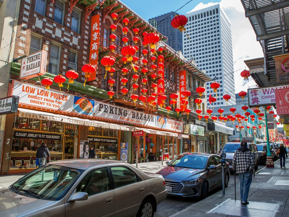 Things to do in San Francisco: Chinatown