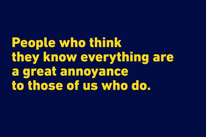 Isaac Asimov funny quote