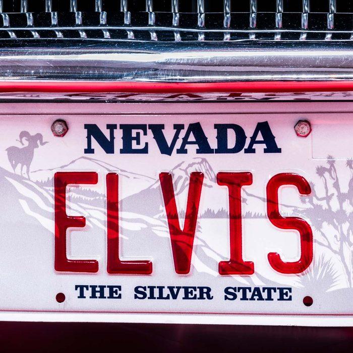 Elvis's 1969 Mercedes-Benz 600 Pullman