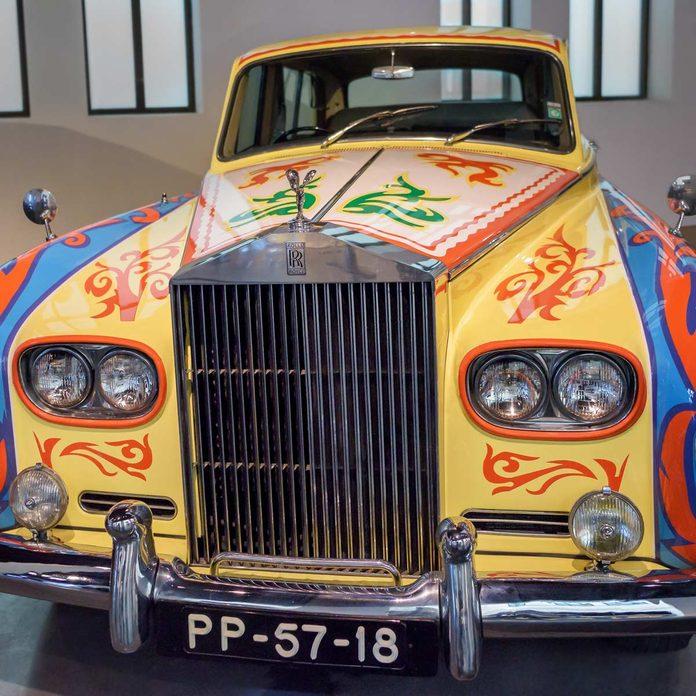 Exact-replica-of-John-Lennon's-psychedelic-1965-Phantom-V-Rolls-Royce