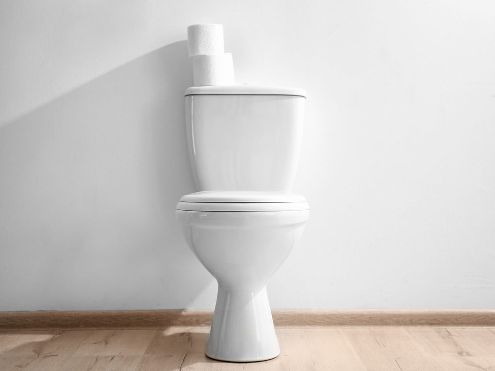 Toilet cleaning made easy